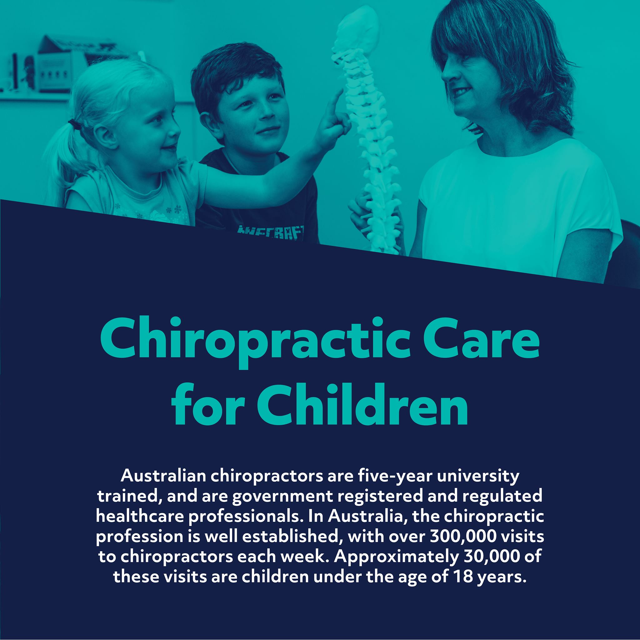 Paediatric Chiropractic Safety