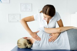 Chiropractor - Chiropractic Adjustment - Little Spines Hornsby